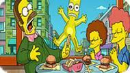 Игра Секрет Симпсонов