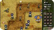 Игра Зомби против пришельцев
