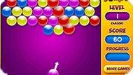Игра Стрельба: шарики