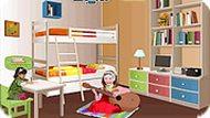 Игра Укрась комнату