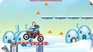 Игра Ледовые гонки