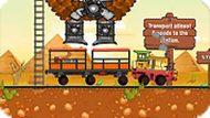Игра Золотой поезд