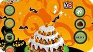Пирог хэллоуин