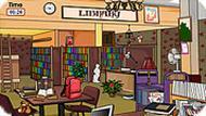 Игра Книги в библиотеке