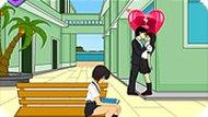 Игра Школа поцелуев