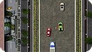Игра Большие гонки на трассе