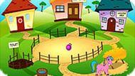 Игра Ферма с лошадьми