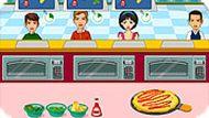 Игра Пицца-шоп