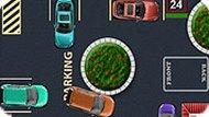 Игра Место парковки машин