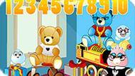 Игра Много медвежат