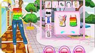 Игра Девушка iPhone