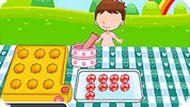 Игра Детские конфеты