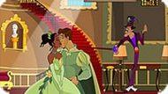 Игра Принцесса и лягушка: поцелуй