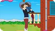 Игра Поцелуй Джастина