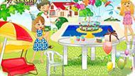 Игра Вечеринка во дворе