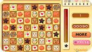 Игра Печенье в ряд
