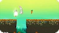 Игра Удивительные приключения кролика
