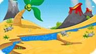 Игра Остров большого вулкана