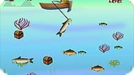 Игра Лучший рыбак
