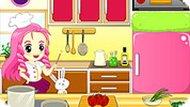 Игра Весёлая кухня