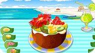 Игра Вкусный фруктовый салат