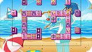 Игра Маджонг сокровища моря