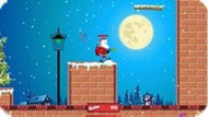 Игра Санта собирает подарки