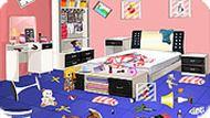 Неубранная комната