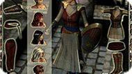 Игра Средневековая девушка