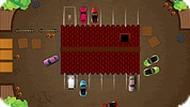 Игра Мини парковка