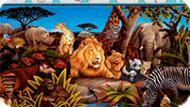 Игра Спрятанные животные
