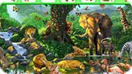 Игра Животные сафари