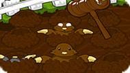 Игра Подземные зомби