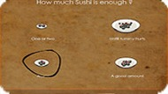 Игра Суши бар