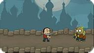 Игра Битва против зомби