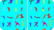 Игра Олимпийские фигуры