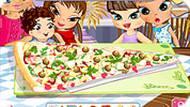 Игра Огромная пицца