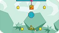 Игра Оранжевый кубик
