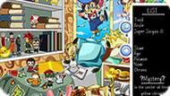 Игра Аниме комната