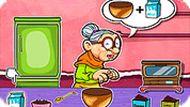 Игра Пирог с арахисом
