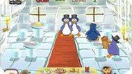 Игра Ресторан пингвинов