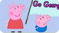 Игра Свинка Пеппа и Джордж