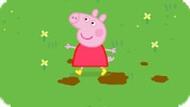 Игра Свинка Пеппа: лужи