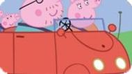 Игра Свинка Пеппа: гонки