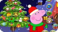 Игра Свинка Пеппа: Новый год