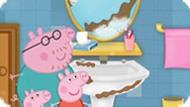 Игра Свинка Пеппа: Папа Свин