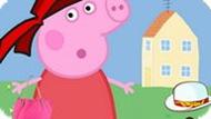 Игра Свинка Пеппа онлайн
