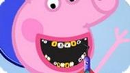 Игра Свинка Пеппа у зубного врача