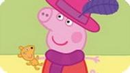 Игра Свинка Пеппа для девочек: Одевалка