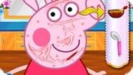 Игра Свинка Пеппа 4